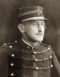 le capitaine alfred dreyfus