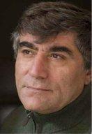 portrait de Hrant Dink