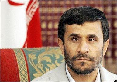 le dictateur Mahmoud Ahmadinejad, né en 1956 - cliquer pour lire la description de sa milice paramilitaire