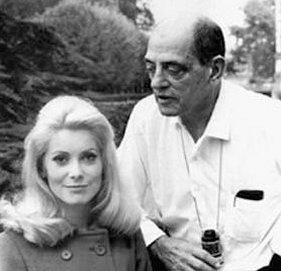 Luis et Catherine Deneuve (Belle de Jour, 1966)