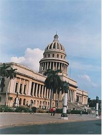 Le Capitole de La Havane, un lieu où pratiquer internet