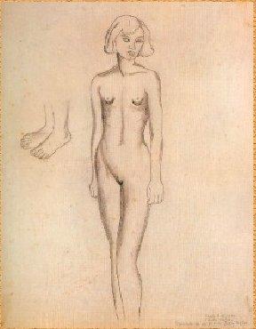 Mi prima Ady Weber (1930)