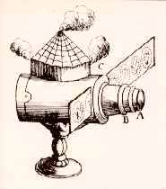 lanterne magique (vers 1700)