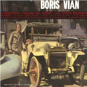 la Brasier 1911 de Boris Vian