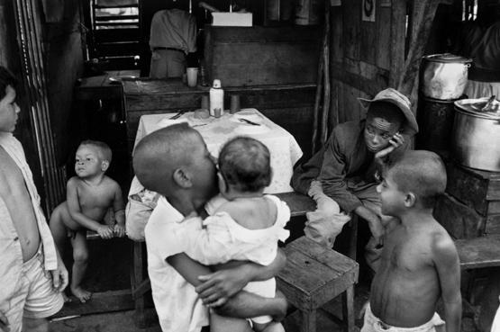 Salvador de Bahia 1960, ancien marché, (c) Magnum