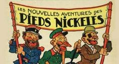 Marcel, adolescent, adorait lire les bandes dessinées des Pieds-Nickelés paraissant dans le journal L'Epatant ainsi que celles de Bibi Fricotin