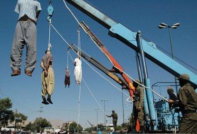 exécution publique dans la République Islamique d'Iran